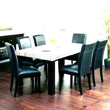 8 person outdoor dining set square table round pertaining to remodel room outd