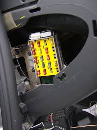 2gn org view topic how to stuff chrysler concorde seats into flip it over to expose the back side i chose to only have the seats powered the ignition on use a test light to confirm which connector strip is