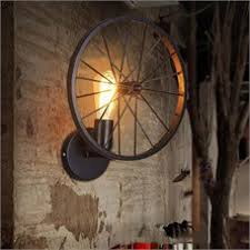 industrial lighting ideas. Industrial Wheel Lighting Ideas G