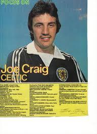 craig joe pics the celtic wiki focus on joe craig