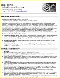 Mechanical Engineering Resume Template Free Oil And Gas Resume Templates Of Here To This Mechanical