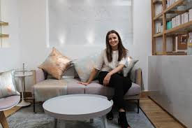 beauty room furniture. OSLO Beauty Salon: Textile Installation Room Furniture