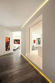 led lighting strips for home. fine strips modern home uses led strip lights to enhance its edgy design in led lighting strips for home