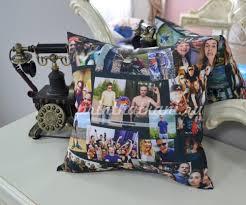 Фото на подушке, печать, заказ, в Москве - Принт на ткани
