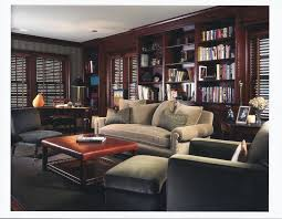 trendy office designs blinds. Awesome Home Library Office Design Ideas Interior Engaging Floating Wooden Trendy Designs Blinds T