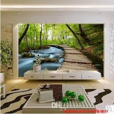 Small Picture New Can Customized Large 3d Mural Art Wallpaper Home Decor