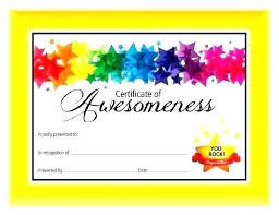 Printable Appreciation Certificates Delicate Standard Certificates Great Job Certificate Printable Award