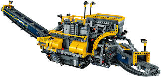 Legos Largest Technic Set Can Dig A Moat Around Your Home Gizmodo