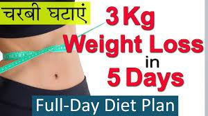 Gym Diet Chart In Punjabi