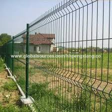 welded wire fence panels.  Fence China Welded Wire Mesh Fence School Playground Metal Fence Panel  In Panels E