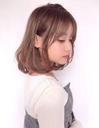 オシャレムーブボブ ヘアカタログ髪型ヘアスタイルafloat