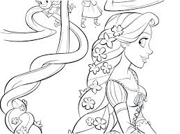 Disney Princess Coloring Pages Free Printable Colouring Print