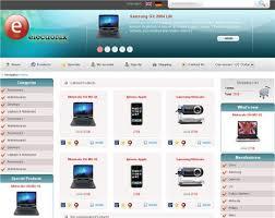 Free Ecommerce Website Templates Classy WebmasterkitFree Ecommerce Website Template Webmasterkit