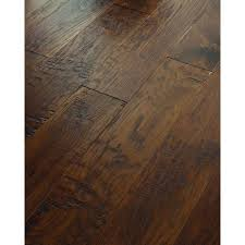4 49 shaw old city cisco hickory 3 8 in thick x 6 3 engineered hardwood flooringsed