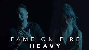fame on fire heavy linkin park cover