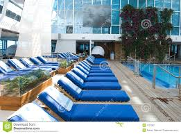 pool side chaise lounge chairs royalty free stock photography calm chaise lounge chairs