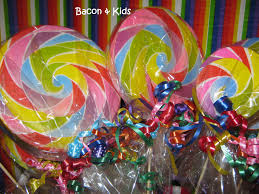 Candy Decorations Candy Party Making The Decorations Lobbies Napkins And Candyland