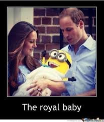 The Royal Baby by recyclebin - Meme Center via Relatably.com
