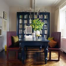 blue dining room furniture. glenn gissler design contemporary dining room new york u201cgreat bookcase painted blue and table furniture