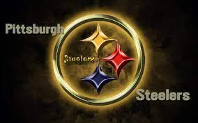 pittsburgh steelers logo wallpaper