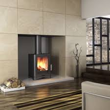 Modern Wood Burner Fireplace Designs Evolution 5 The Roundhouse Farm