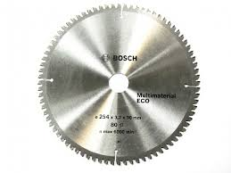 <b>Диск пильный BOSCH</b> Optiline Eco <b>254х30мм</b> по ДСП, МДФ, 80 ...