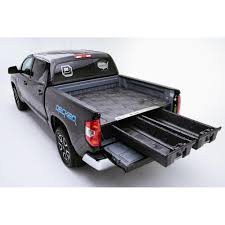 DECKED 5 ft. 6 in. Bed Length Pick Up Truck Storage System for Ford ...