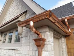 rain gutters cost.  Cost You Will Have To Spend Much More Money Since Stainless Steel Gutters Cost  At Least Two Times Than Regular Ones Rain Intended Rain Gutters Cost S