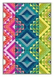 Quilt Inspiration & free pattern (click !) Adamdwight.com