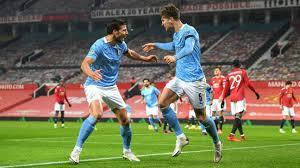 La liga 20/21 may 11, 2021. Manchester United Vs Manchester City Football Match Report January 6 2021 Espn