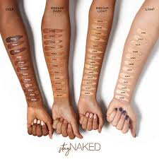 Stay Naked Weightless Liquid Foundation Up To 24 Hour Wear