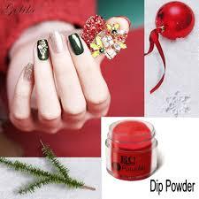 gelike dipping powder no uv light cure nails dip system manicure gel long lasting nail art 10g box salon use color nail powder nail designs glitter nail