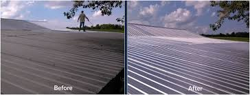 painting a corrugated iron roof rug designs