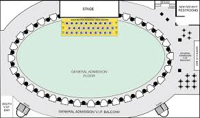 Rave Eagles Club Seating Chart Banda Los Recoditos Live At The Rave Eagles Club On January 19 2019