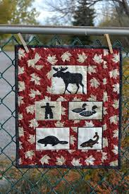 Best 25+ Quilts canada ideas on Pinterest   Canada birthday ... & totally IS a Canadian Quilt. Adamdwight.com