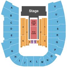 Beyonce Concert Tickets Seating Chart Vanderbilt Stadium