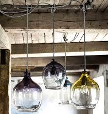 eclectic lighting fixtures. Blown Glass Pendant Lights Best 25 Light Ideas On Pinterest Kitchen Island 22 Eclectic Lighting Fixtures