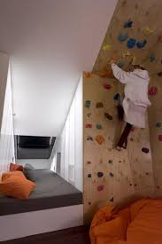 Small Picture 8 Homes Get A Lift From Climbing Walls