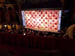 Brooks Atkinson Seating Chart Brooks Atkinson Theatre Level 3 Rear Mezzanine