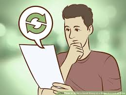 easy ways to write a good essay in a short amount of time image titled write a good essay in a short amount of time step 12