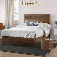 King Bed Frame And Headboard Joss Main
