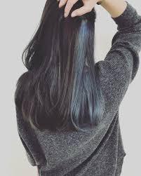 黒髪 ロング ストレートかわいくておすすめのヘアアレンジヘアケア紹介