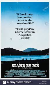 Wil Wheaton River Phoenix Stand By Me Columbia 1986 Poster