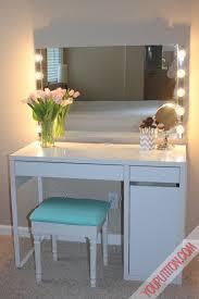 ikea vanity mirror makeup desk ikea desks at ikea