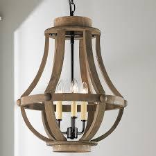 lighting wonderful rustic wood chandelier 2 basket lantern small jpg c 1495214367 rustic wood cage chandelier