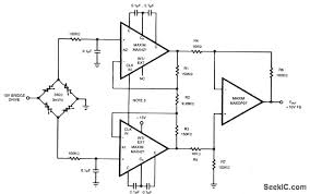 strain gauge circuit diagram the wiring diagram strain gauge circuit diagram wiring diagram circuit diagram