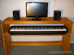i am looking for digital piano stands that i would be able to pull out from