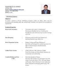 Resume Objective For Mechanical Engineer Example Internship Resume