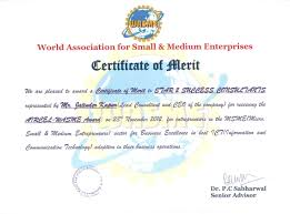 Star 2 Success Consultants Wins Aircel Wasme Award 2012 With A