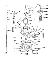 1980 yamaha yz125 yz125g carburetor yz125g parts best oem on honda carburetor diagram for schematic search